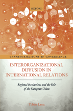 Interorganizational Diffusion in International Relations: Regional Institutions and the Role of the European Union.