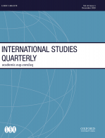 Legitimacy and the Cognitive Sources of International Institutional Change: The Case of Regional Parliamentarization.